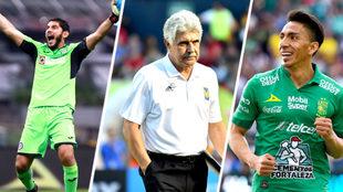 Corona, El Tuca y Mena hicieron historia este torneo.
