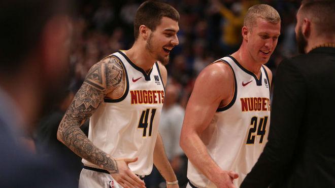 Jokic y Millsap ponen a Nuggets a un triunfo de la final