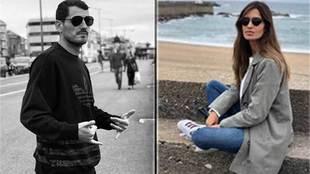 El paseo de Iker Casillas y Sara Carbonero por Foz pocos días...