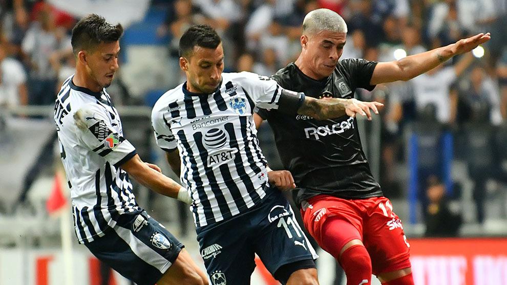 Necaxa no contará con su goleador, Brian Fernández