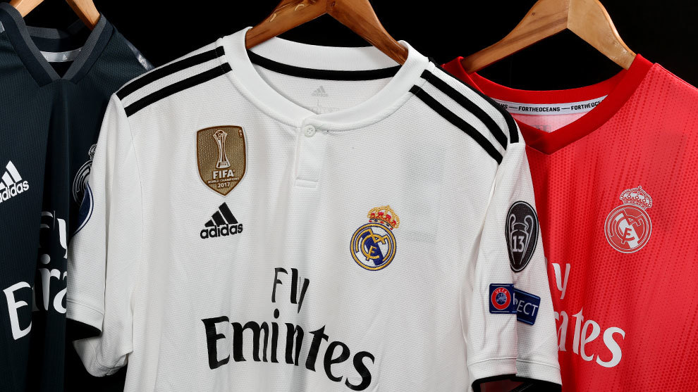 Real Madrid Real Madrid And Adidas To Extend Their Partnership To 2028 Marca In English