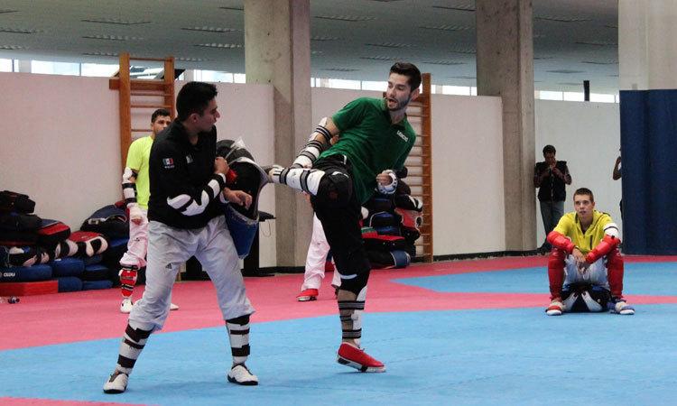 El equipo de taekwondo comeptirá en Manchester
