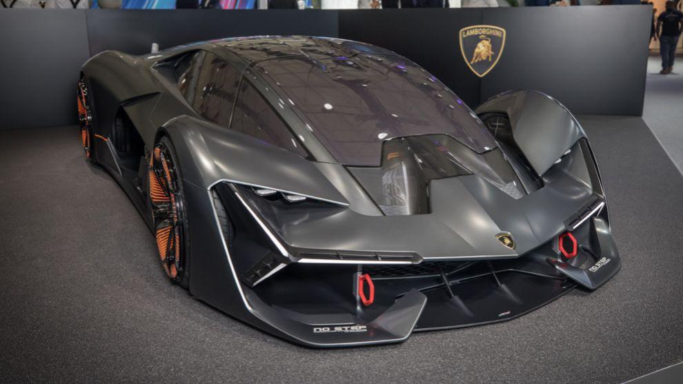 Lamborghini Terzo Milenio.