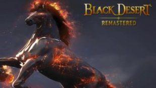 La nueva montura 'Perdición' llega a Black Desert Online