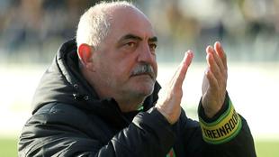 Vitor Pereira, el técnico del Paços Ferreira