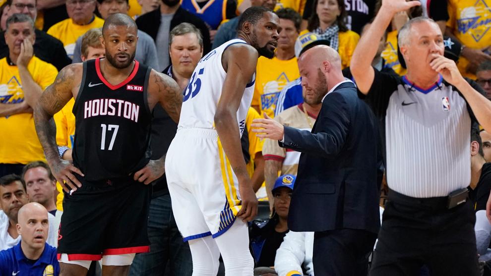Curry y los Warriors eliminan a Harden y los Rockets