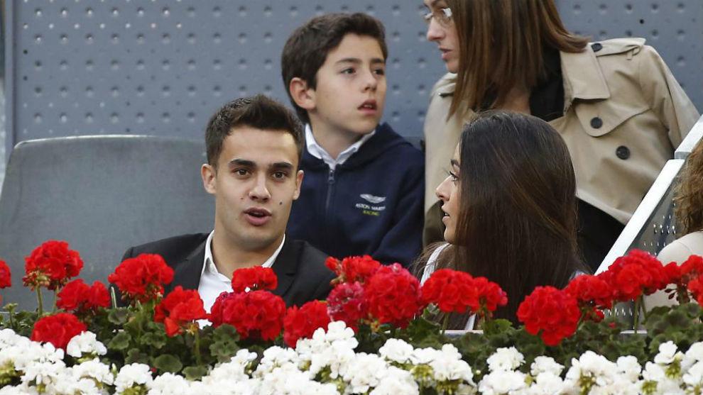 Una youtuber de 18 años es la nueva 'WAG' del Real Madrid