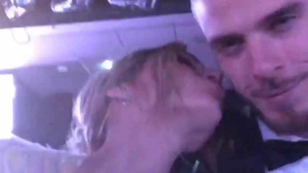 El beso de la