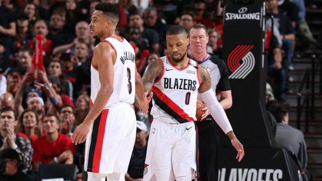 76ers y Trail Blazers obligan un séptimo juego