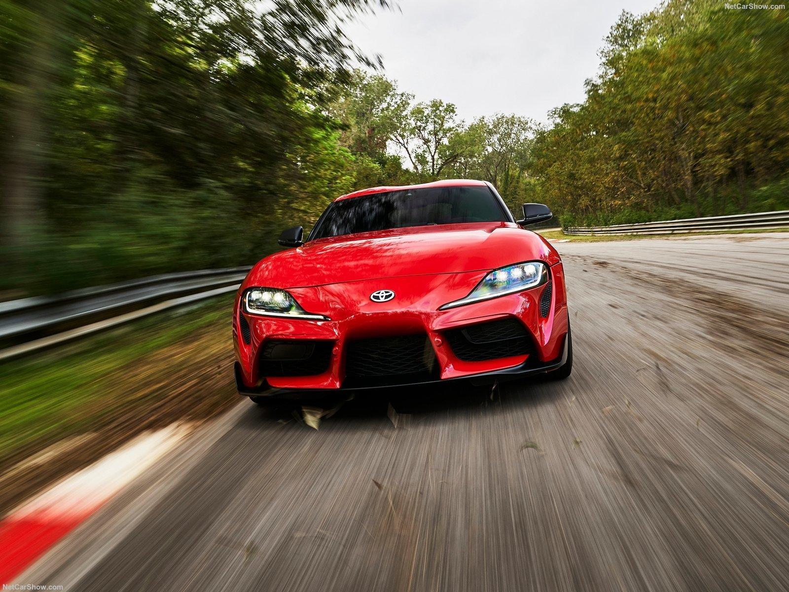 El Toyota GR Supra Se Venderá En España Desde 69.900 Euros