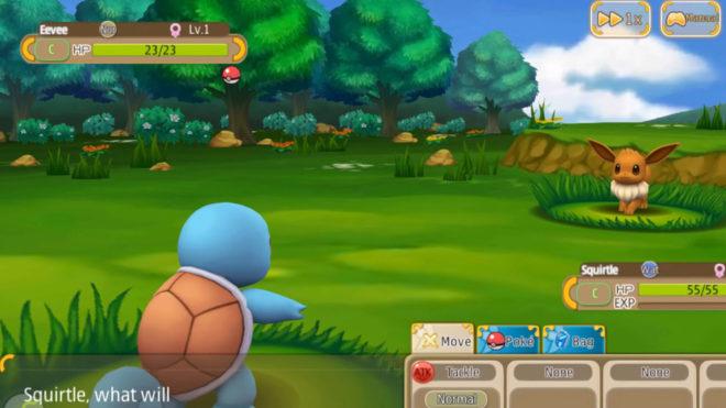 DeNA y The Pokémon Company trabajan en un nuevo Pokémon para móviles