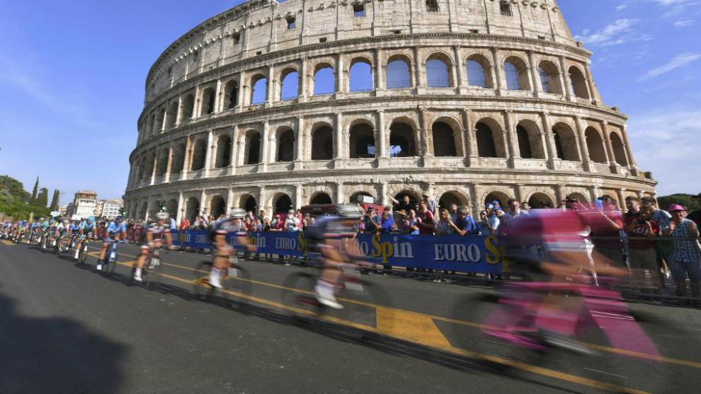 Recorrido, etapas y perfiles del Giro de Italia 2019