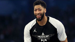 Anthony Davis podría fichar por los New York Knicks