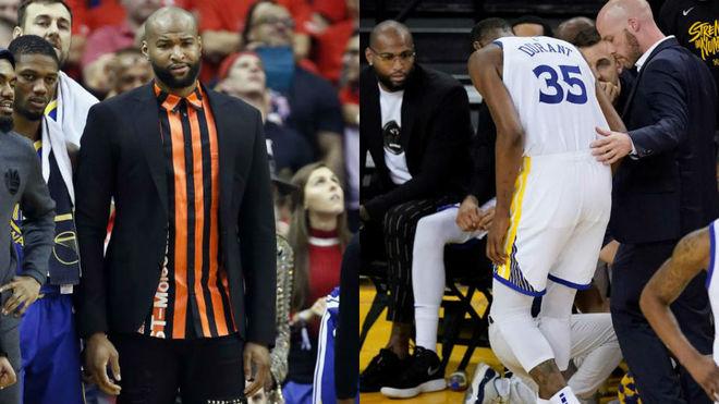 """Playoffs NBA 2019: """"Si Kevin Durant Vuelve Sin Recuperarse"""
