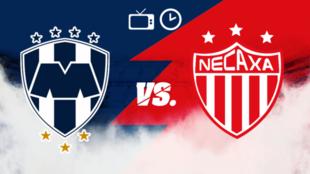 Monterrey vs Necaxa, horario y dónde ver.