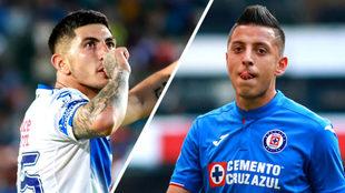 Víctor Guzmán y Roberto Alvarado podría ir a Copa Oro 2019