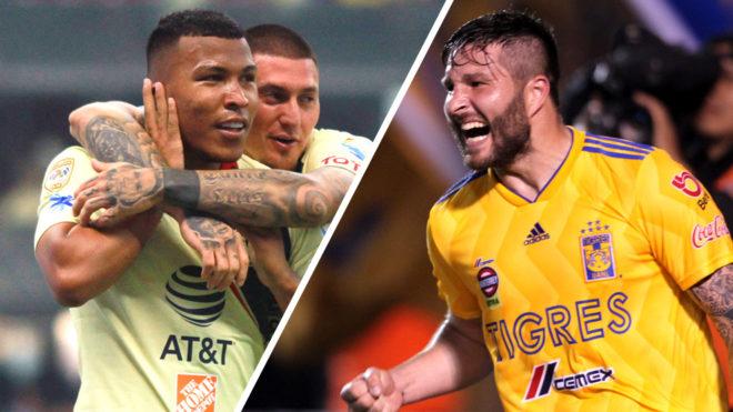 América se medirá al León; Tigres a Monterrey