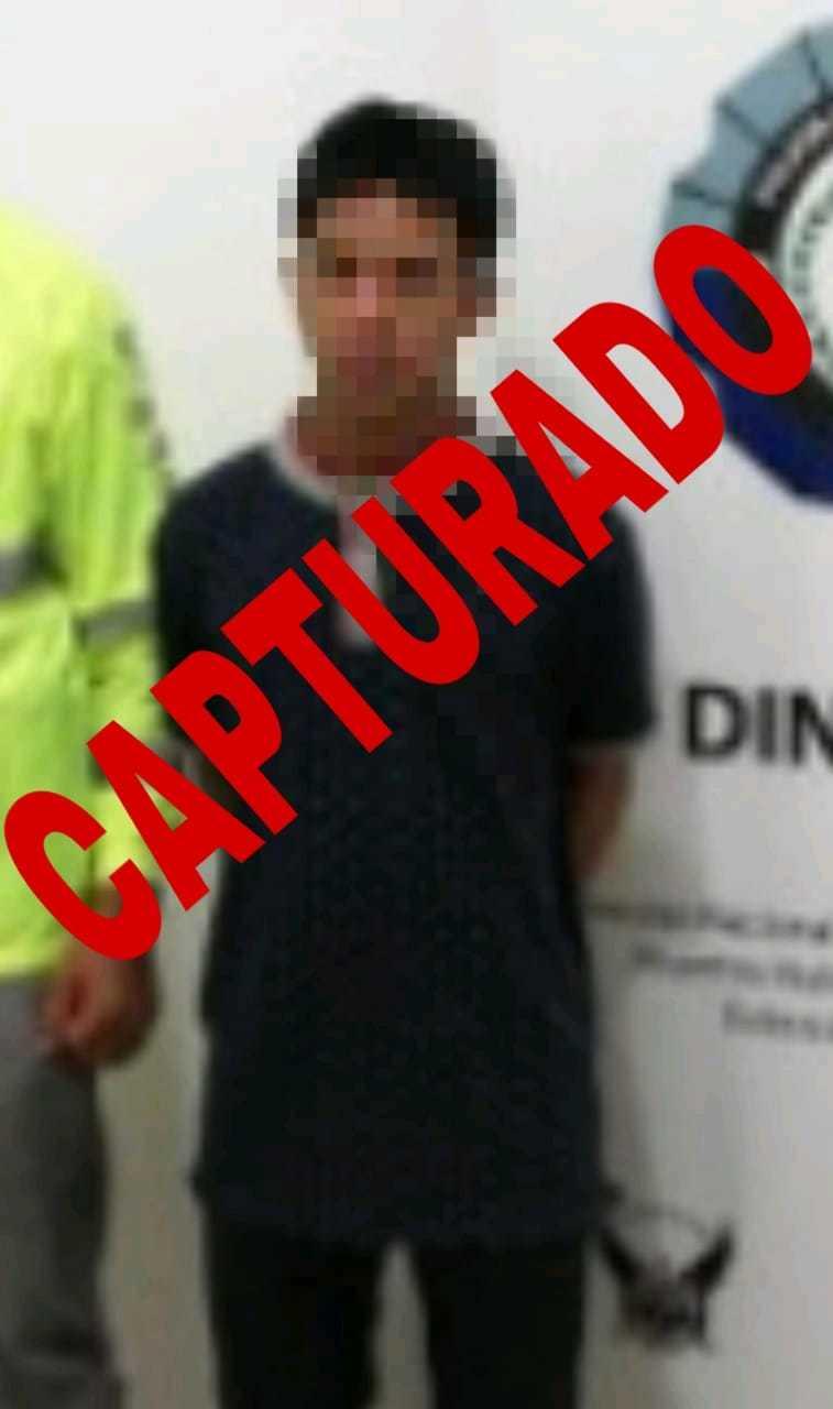 Leyther N. presunto implicado en la muerte del futbolista Mauricio...