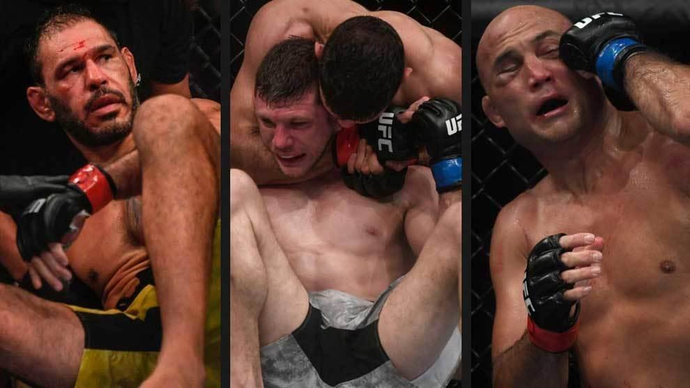 Resultados de los mejores combates e imágenes más espectaculares del...