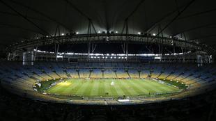 Estadio Maracaná en Río de Janeiro.