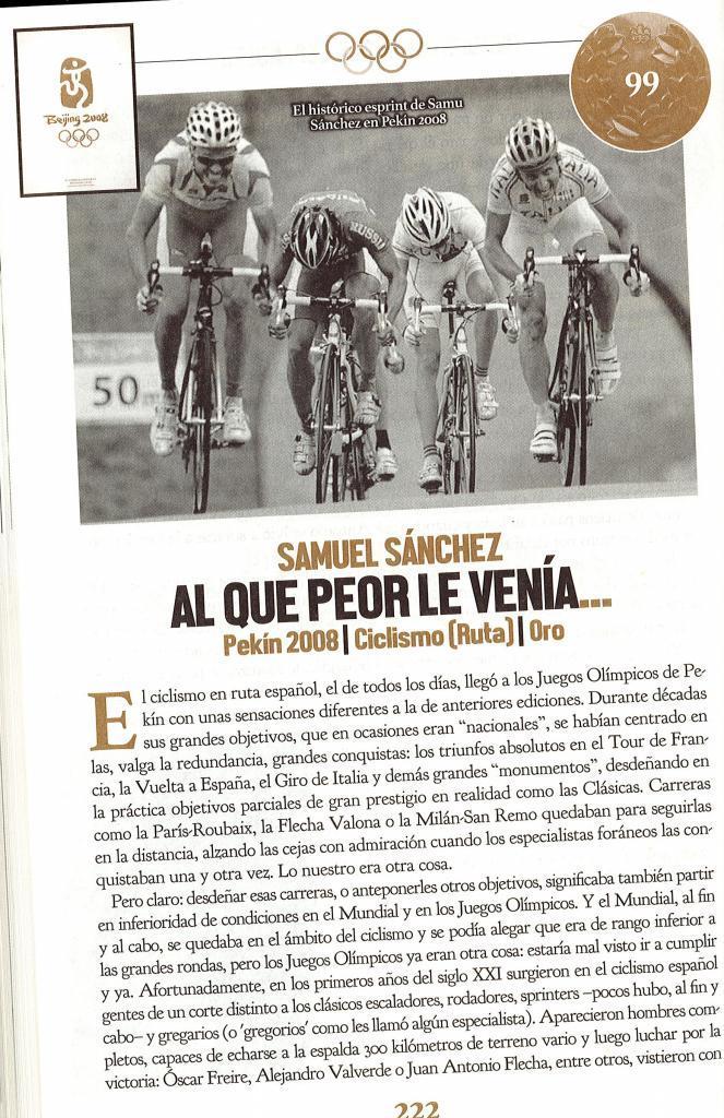 """LIBRO """"HEROES OLIMPICOS ESPAÑOLES"""" DE FERNANDO CARREÑO"""