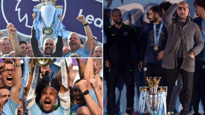 Pep Guardiola and his titles