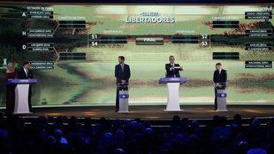 Lista la primera fase de eliminación directa en la Copa Libertadores