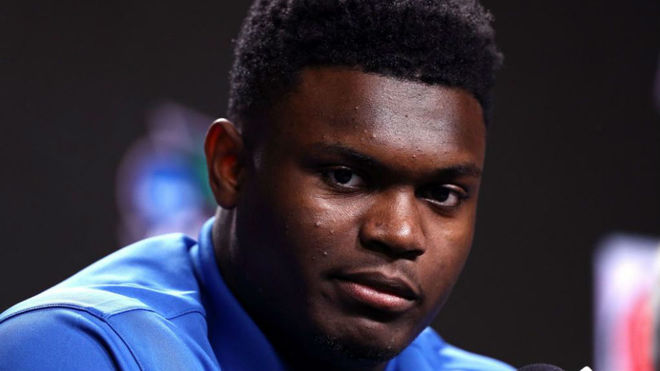 Zion Williamson, la pieza más codiciada del Draft NBA 2019