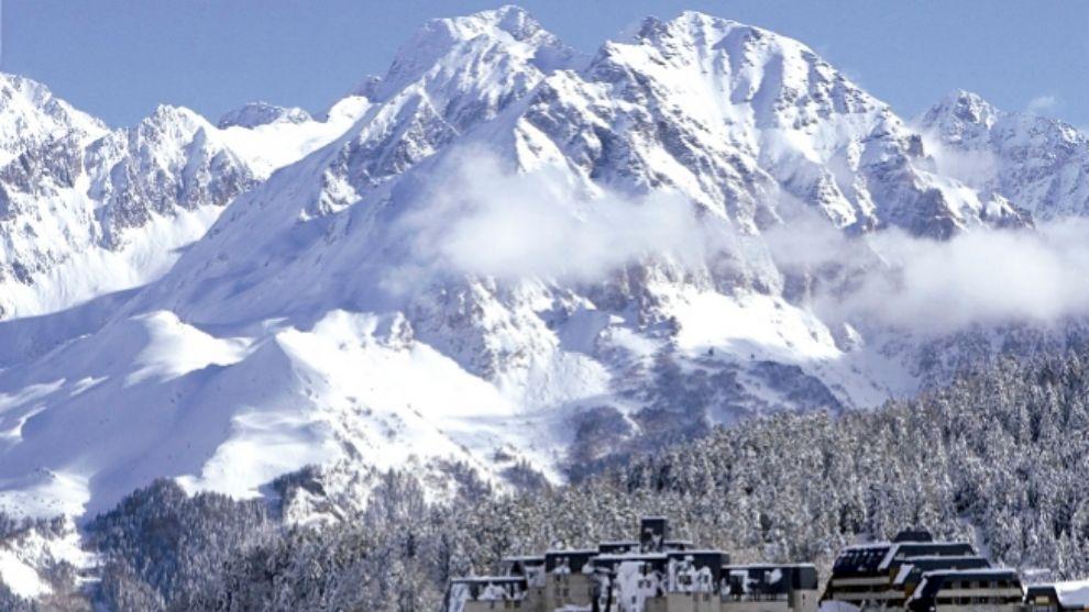 Una vista de Val Louron, en los Altos Pirineos franceses
