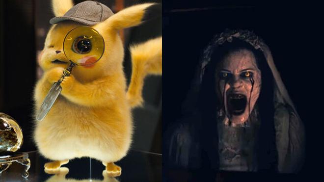 Proyectan 'La llorona' en lugar de 'Detective Pikachu'