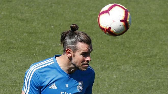 Bale, en Valdebebas