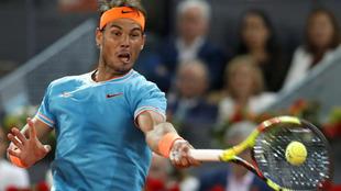 Nadal - Chardy: horario, donde ver por TV,  partidos y orden de juego...
