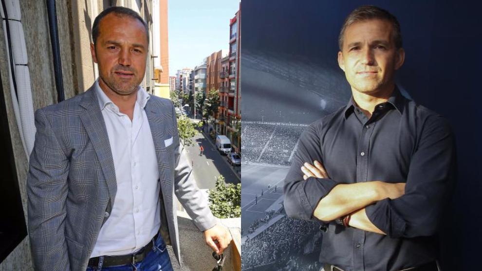 Luis Helguera y Tito.