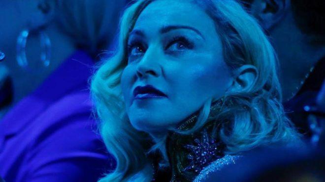 Madonna ya se encuentra en Israel por Eurovisión