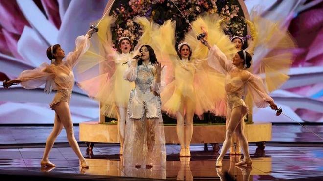 La primera semifinal de Eurovisión se celebró la noche del martes