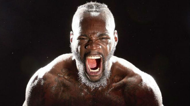Deontay Wilder (33 años).