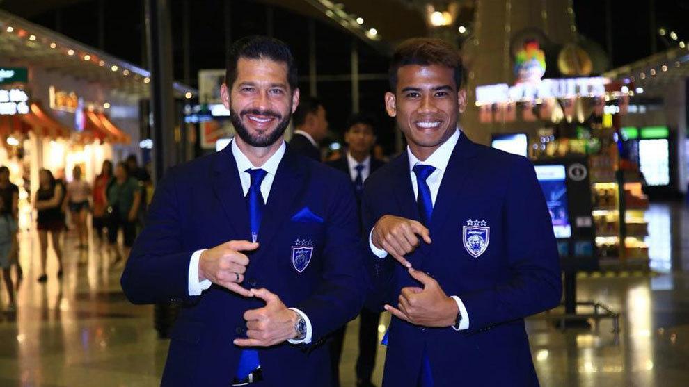 Benjamín Mora podría ser campeón en Malasia