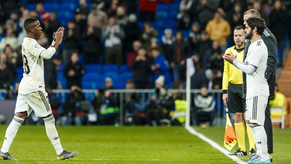 Real Madrid: Vinícius, Isco Y Brahim Están Pendientes De