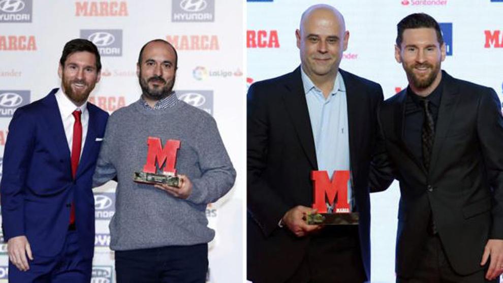 Víctor Arroyo y Toni Burguera esperan al tercer campeón del Fantasy...