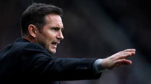 Frank Lampard disputará el ascenso a la Premier League.