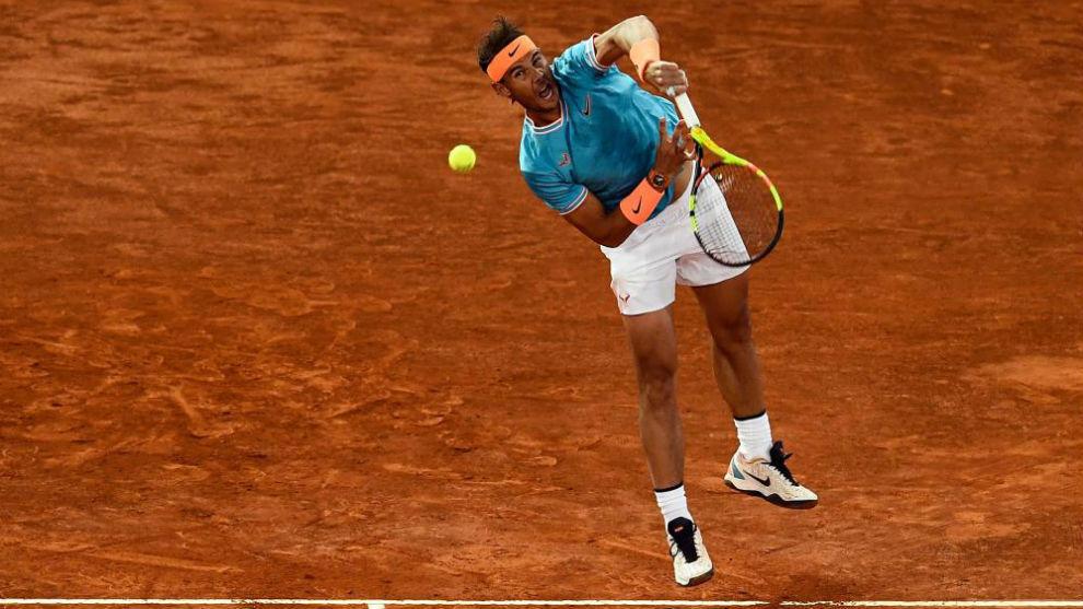 Rafa Nadal - Jeremy Chardy: horario y donde ver por TV el debut en...