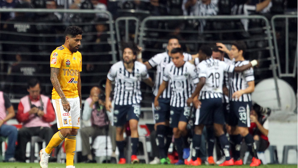 Tigres primer finalista del Clausura 2019; elimina a Rayados — Liga MX