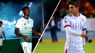 Tavares regresaría a la Liga MX.