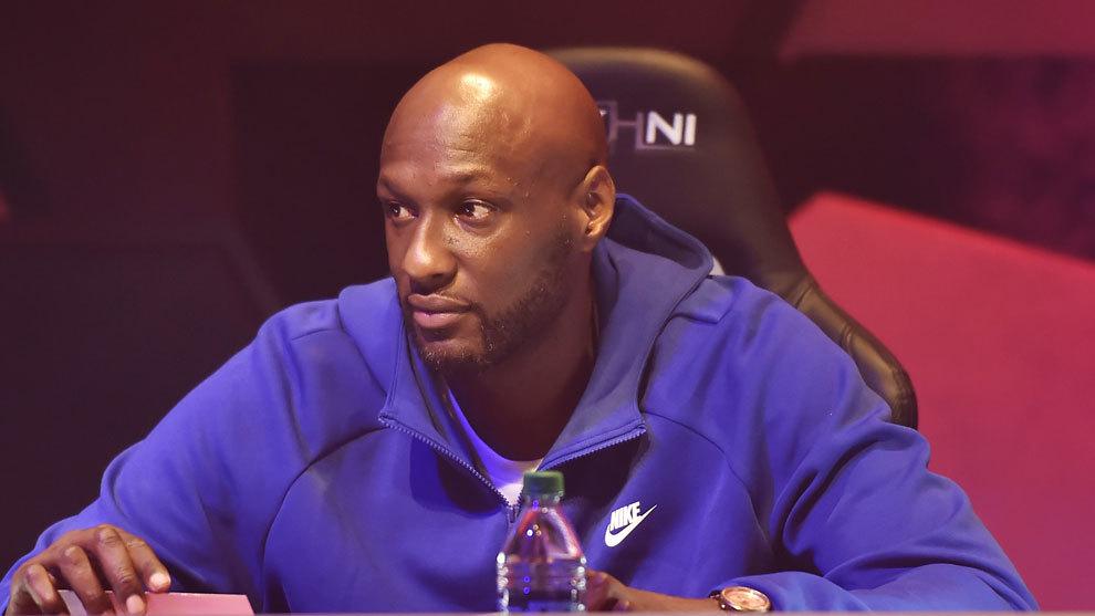 Lamar Odom en el draft de la BIG 3