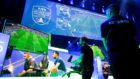 La final de la eWorld Cup 2018 @EA Sports