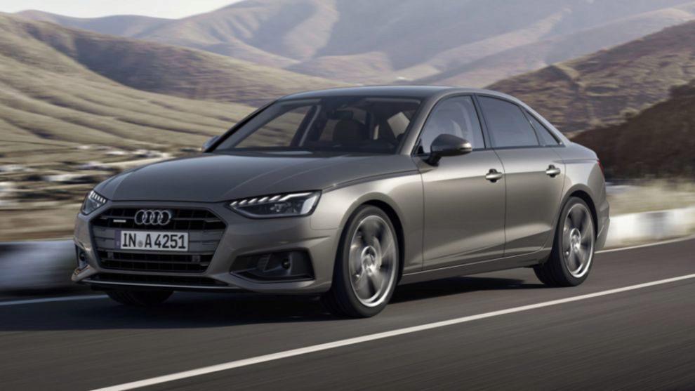 Audi A4 cumple 25 años y lo celebra con un facelift