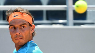 Rafael Nadal - Basilashvili, en directo