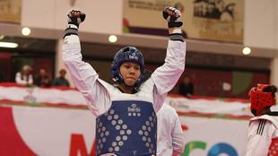 Briseida Acosta está en la final del Mundial de Taekwondo