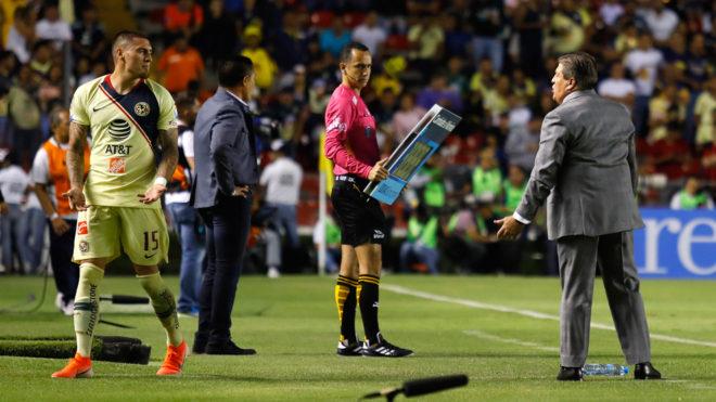 Miguel Herrera dice que lo único que faltó fue contundencia