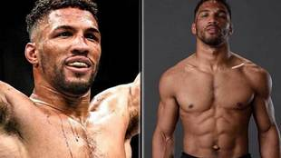 Kevin Lee, luchador de MMA (Artes Marciales Mixtas) en la UFC, ha...